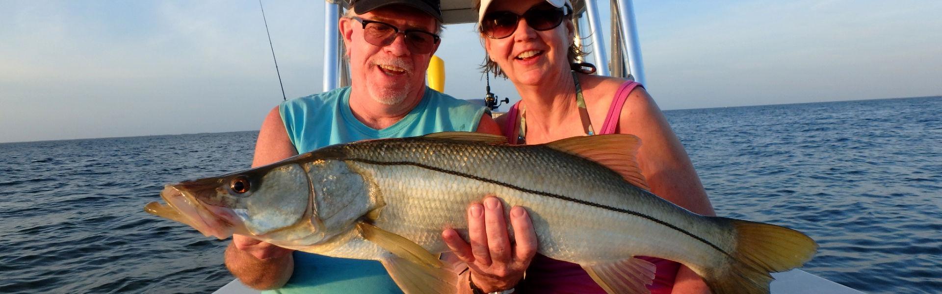 Snook Fishing Adventures