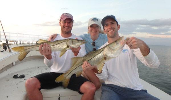 Book an 8 Hour fishing charter